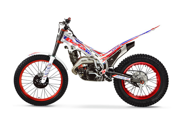 MOTORCYCLE, EVO 2T -125CC- FACTORY