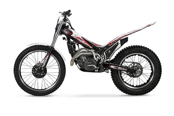 MOTORCYCLE, EVO 2T -125CC-