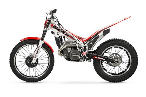 MOTORCYCLE EVO 2T 200CC