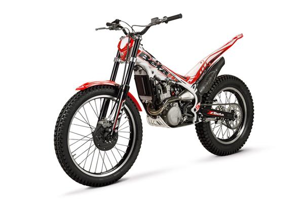 MOTORCYCLE, EVO 4T -300CC-