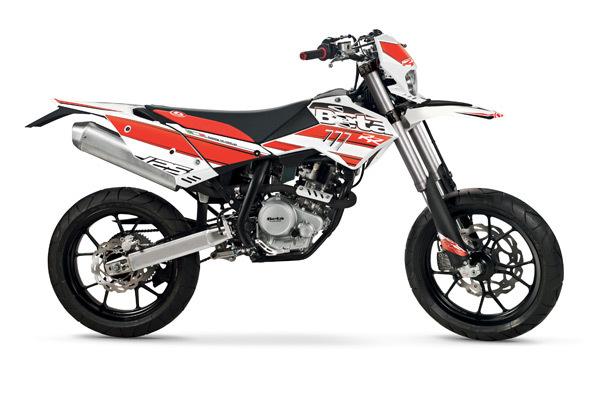 MOTORCYCLE RR 125CC LC MOTARD MY4