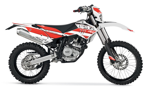 MOTORCYCLE RR 125CC LC ENDURO MY4