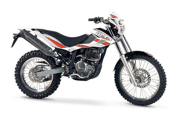MOTORCYCLE, ALP 4 350CC MY4