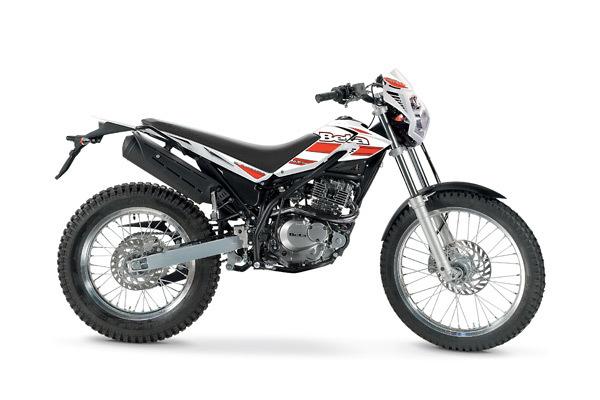 MOTORCYCLE, ALP 200CC MY4