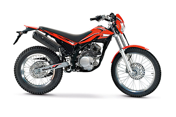 MOTORCYCLE, ALP 125CC