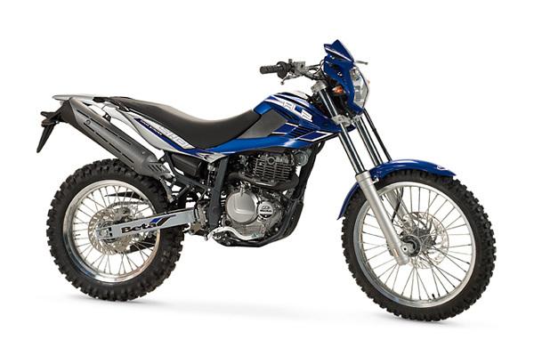 MOTORCYCLE, ALP 4.0 350CC