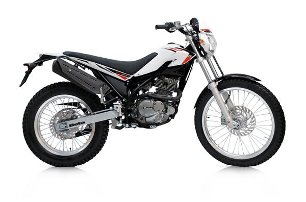 MOTORCYCLE, ALP 200CC