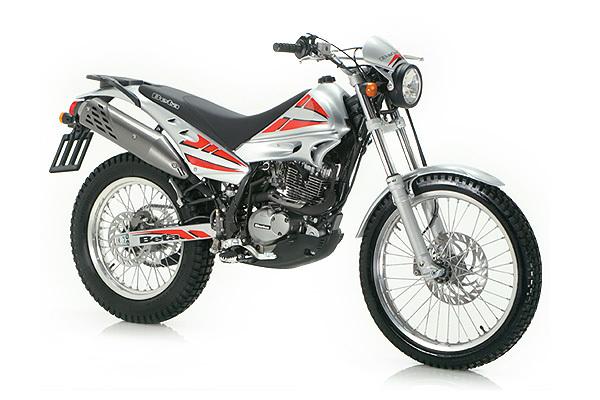 MOTORCYCLE ALP-200CC-