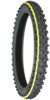 MITAS FRONT  TYRE 1 YELLOW LINE (MEDIUM HARD) EF06 90 90 21