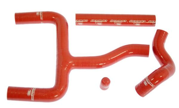 RED SILICON HOSES RR