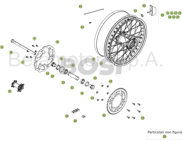 rear-wheel