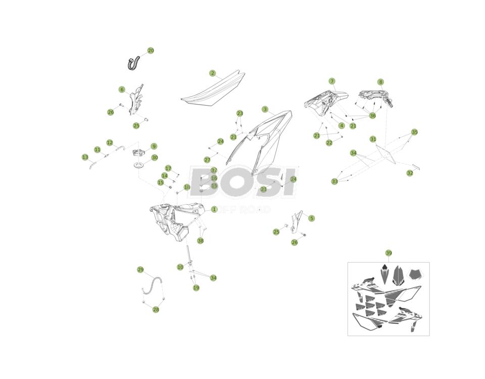 plastiche-sella-serbatoio