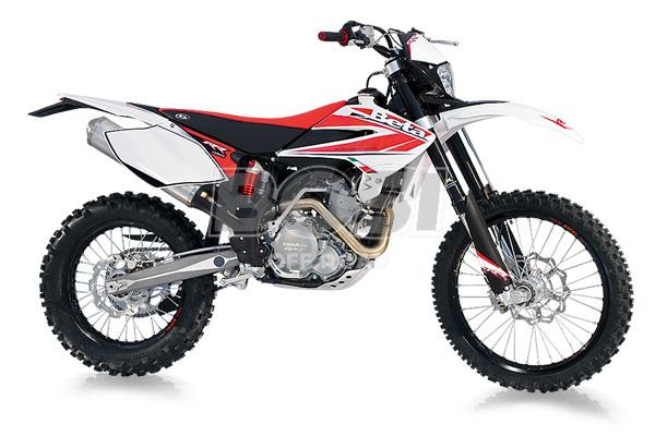 RR 400CC -2009-