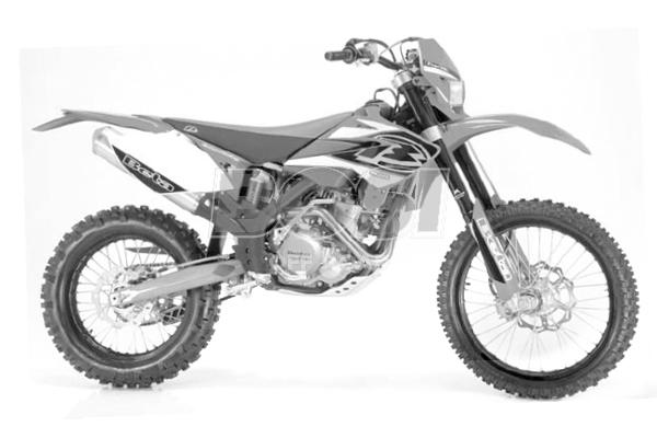 RR 400CC -2007-