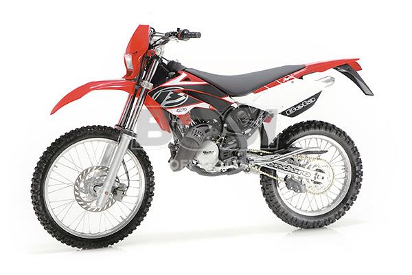 MOPED RR 50CC -2007-