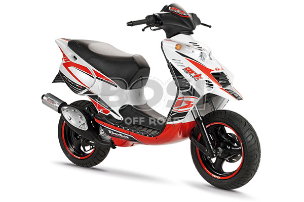 SCOOTER ARK AIR MOFA -50CC-