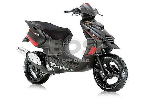 SCOOTER ARK LC -50CC-