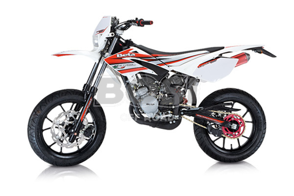 MOPED MOTARD 50CC TRACK E2