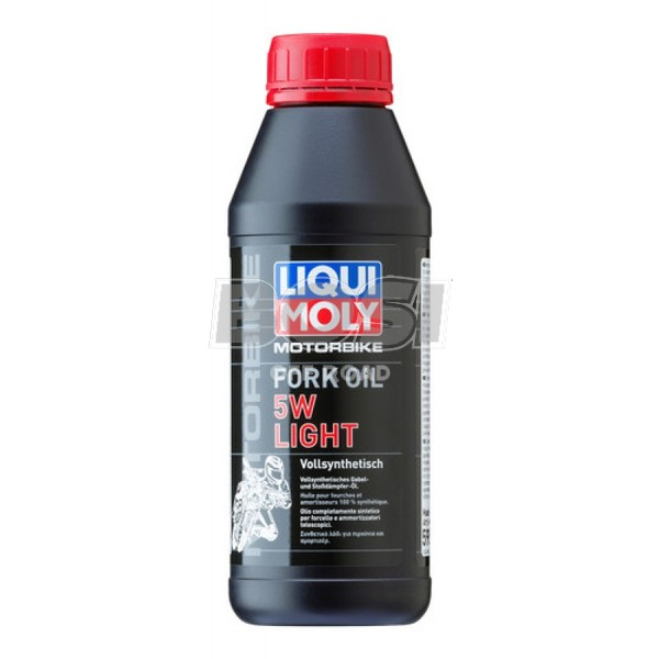 FORK OIL 5W LIQUI MOLY