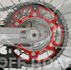 SPROCKET Z50 SUPERSPROX BETA RR RED