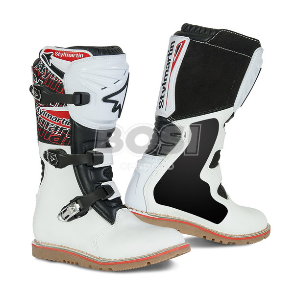 Stylmartin Trial Boots White