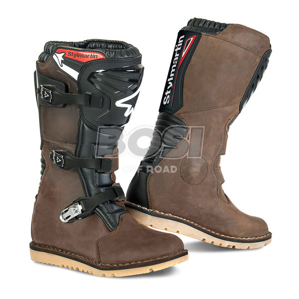 Stylmartin Trial Boots Brown