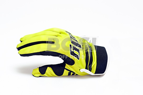 EDG GLOVES YELLOW