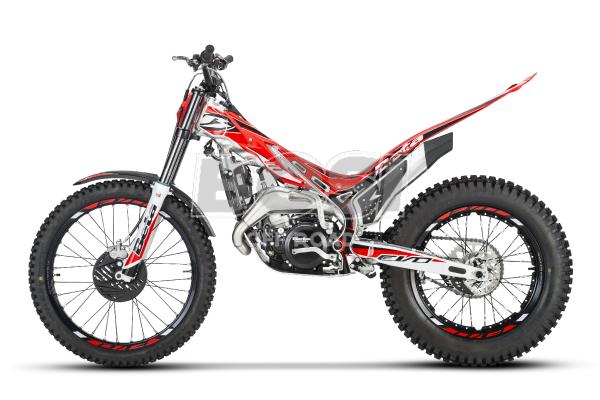 MOTOCICLO TRIAL EVO 2T 250 MY19 EU