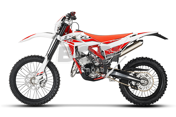 ENDURO BIKE RR 2T 125 MY18 WHITE EU