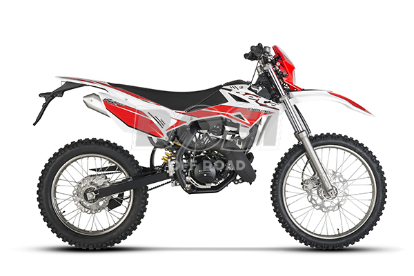 ENDURO MOPED RR 2T 50 MY18
