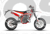 MOTARD MOPED RR 2T 50 TRACK MY18