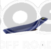 SEAT COVER X GRIP HUSQVARNA /KTM BLUE