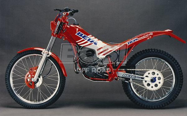 BETA TR34 1989