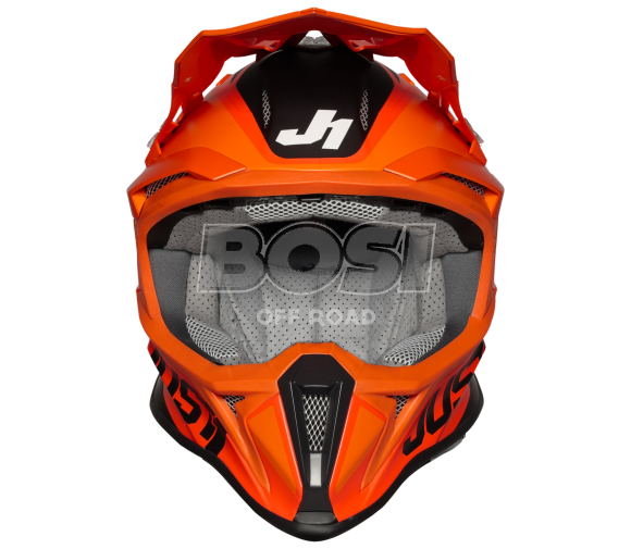 HELMET JUST1 PULSAR J18 ORANGE