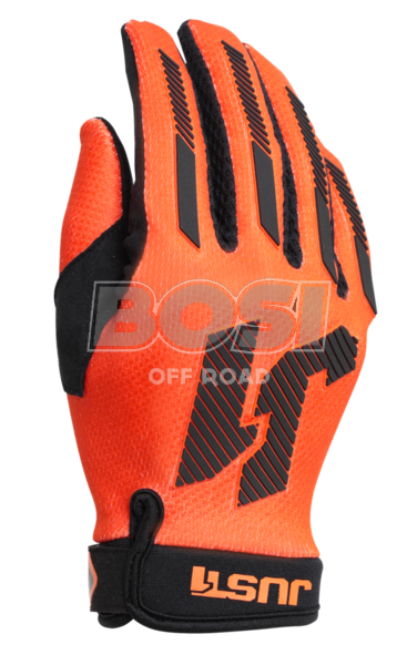 GLOVES JUST1 J-FORCE ORANGE